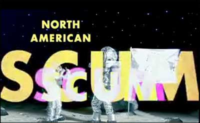 lcd soundsystem: north american scum