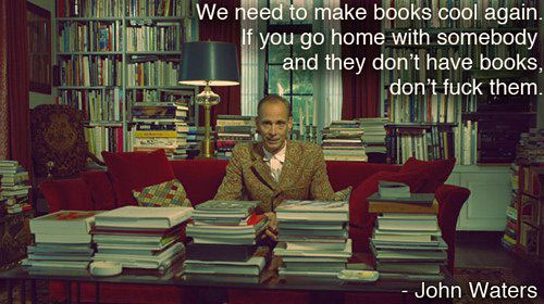 We need to make books cool again