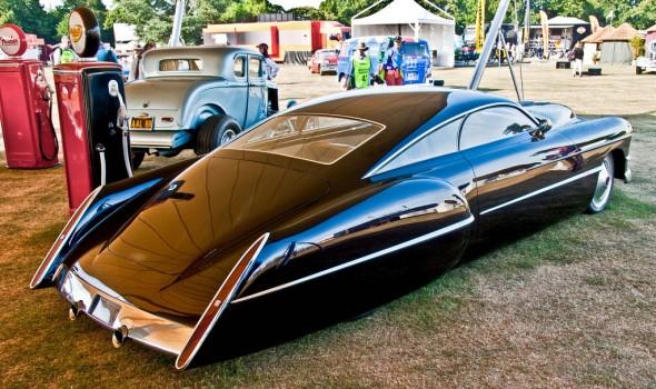 1948 Cadlliac Sedanette (custom)