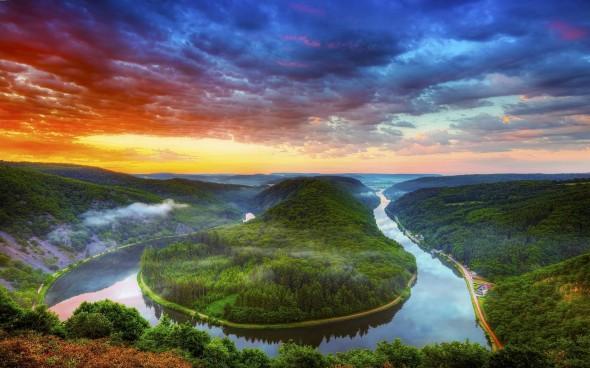 Saars River