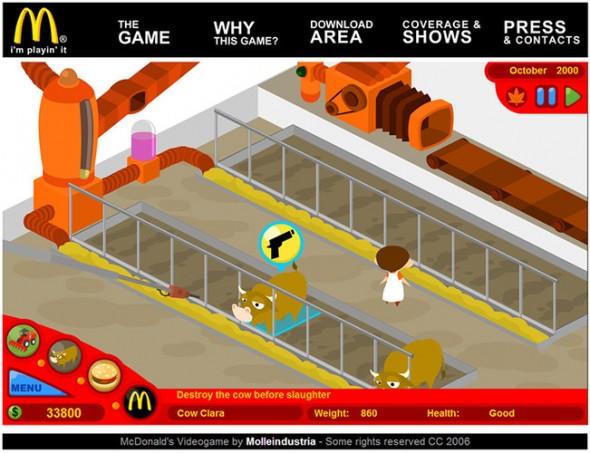 McDonald's Game