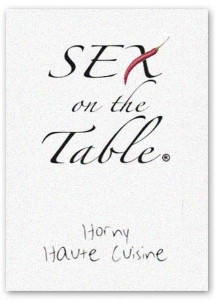 Sex on the Table: Previous Logo