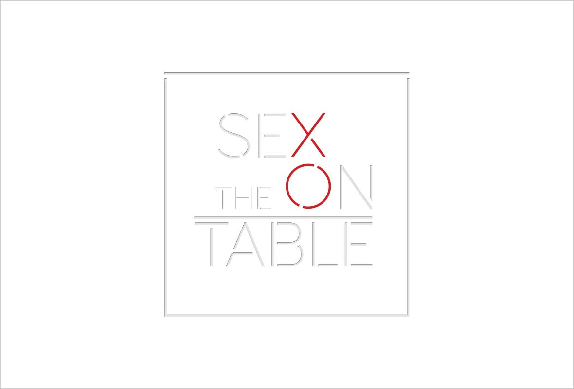 Sex on the Table - Early Concept: Stencil XO