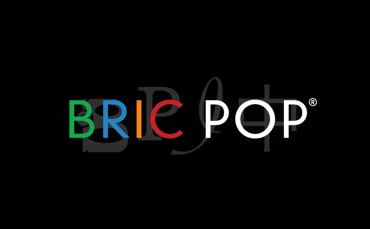 BRIC POP Logo