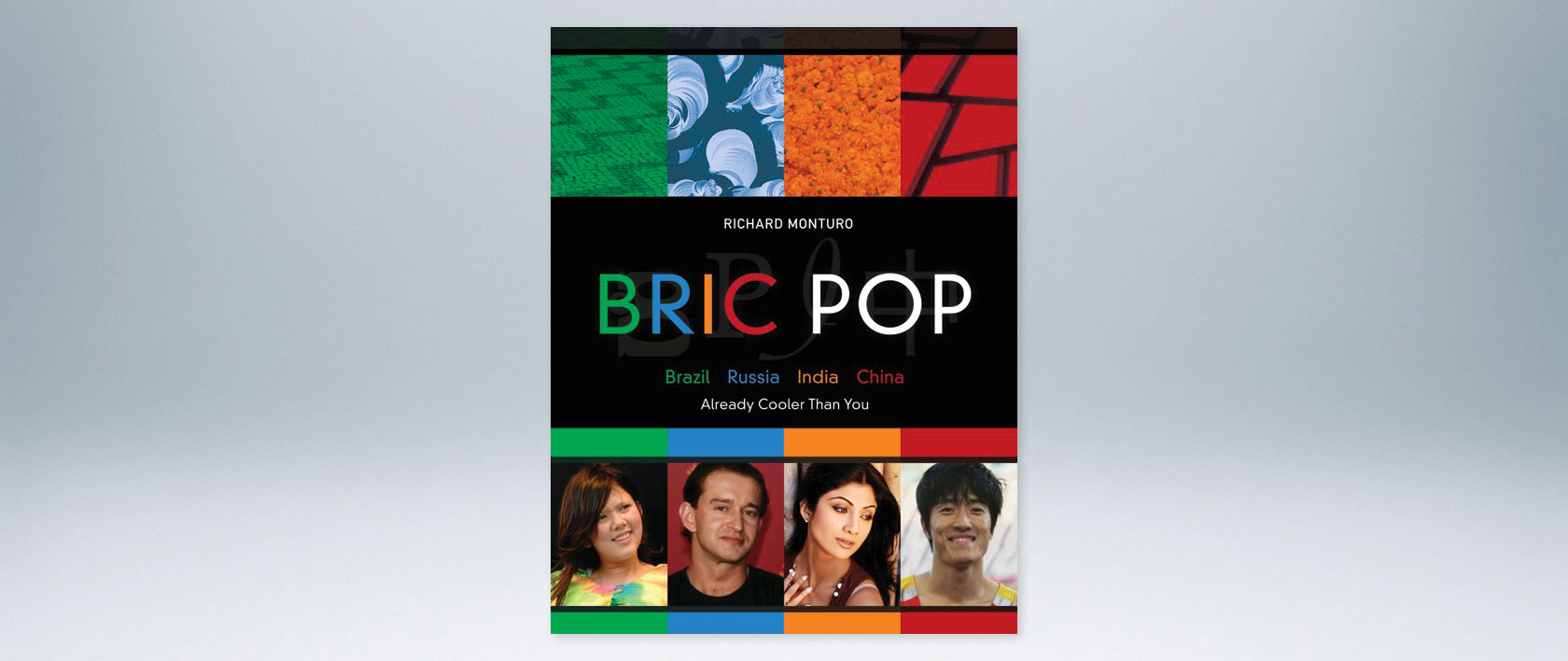 BRIC POP Cover