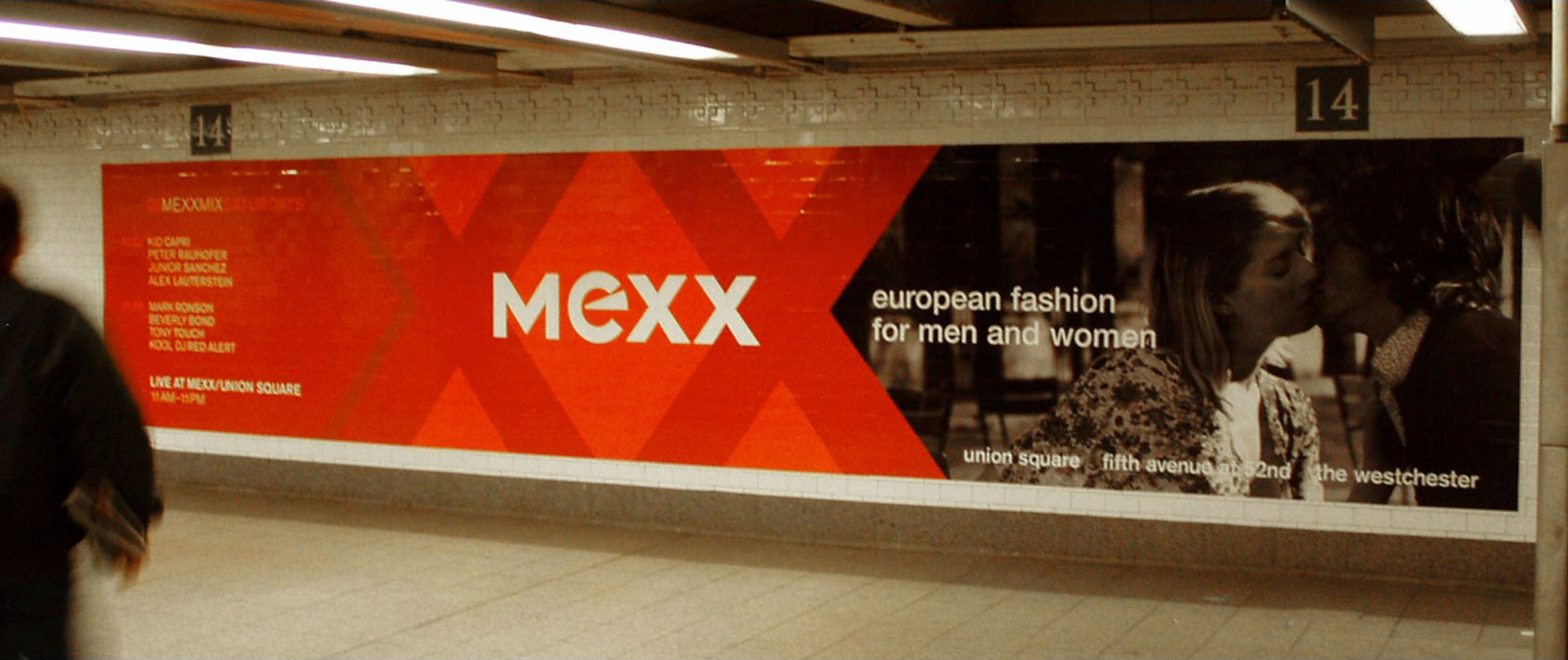 Mexx: Subway