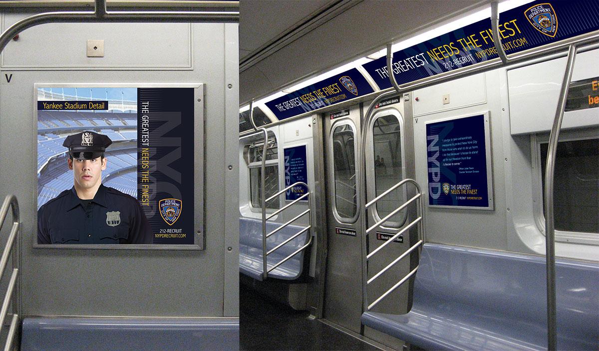NYPD Yankee Stadium Detail