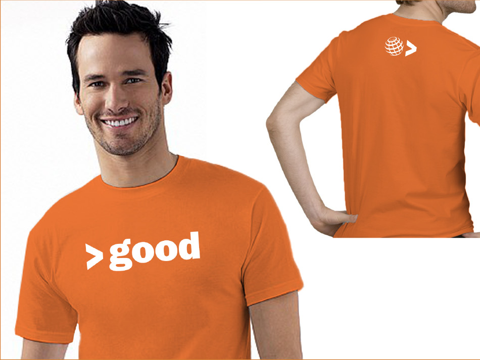 Greater Than Good T-Shirt