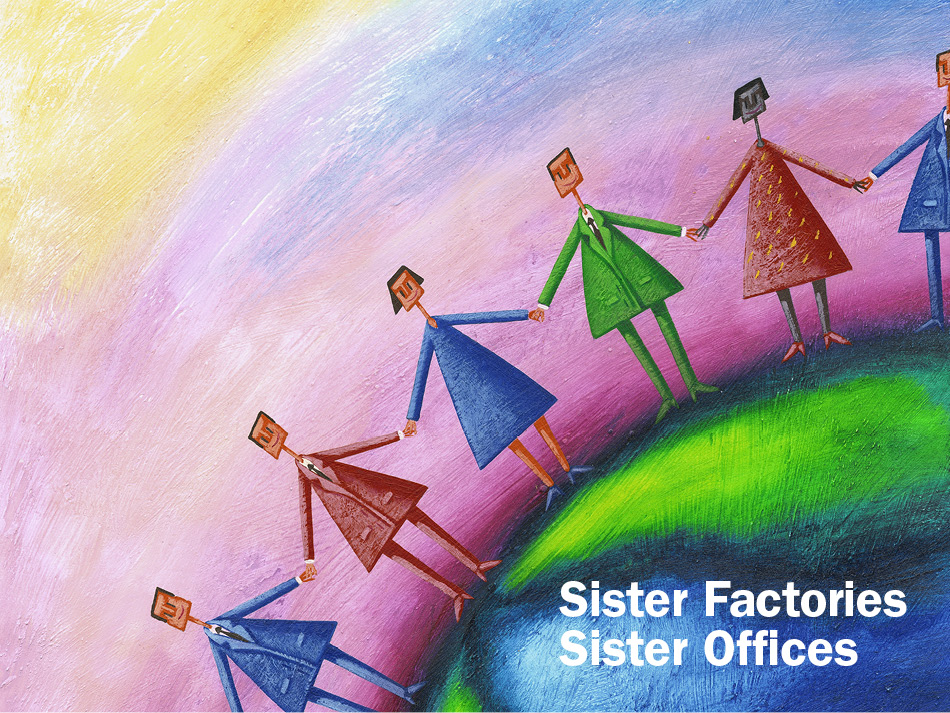 Sister Factories, Sister Offices