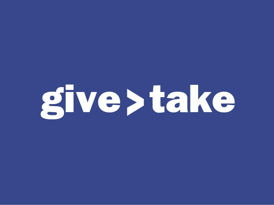 give > take