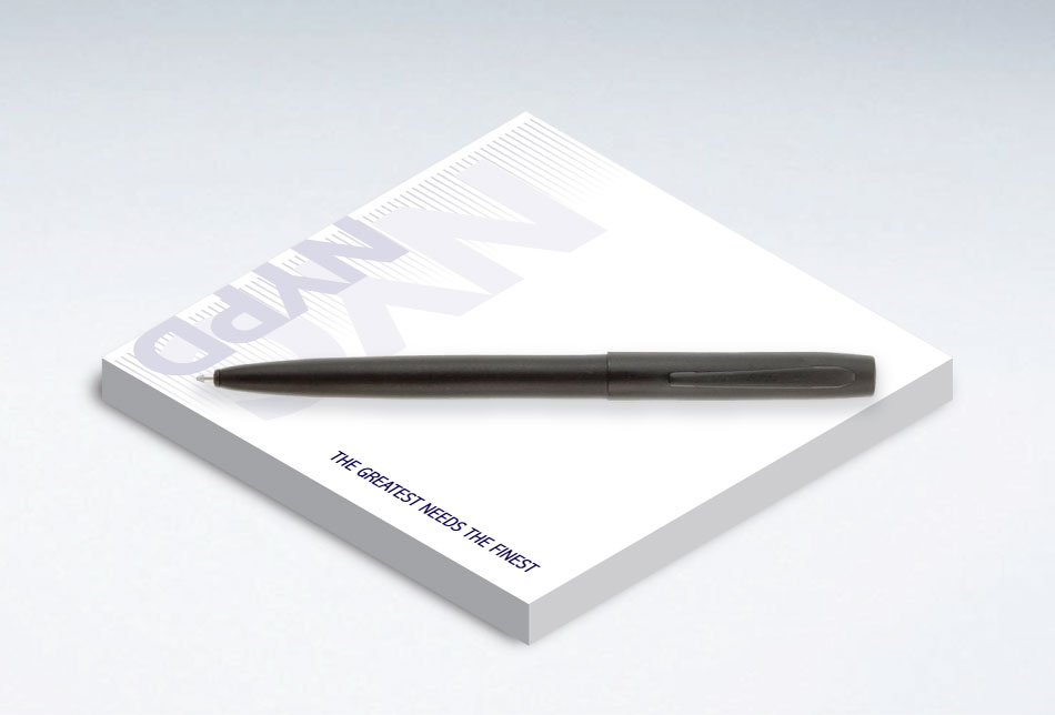 NYPD Notepad and Pen