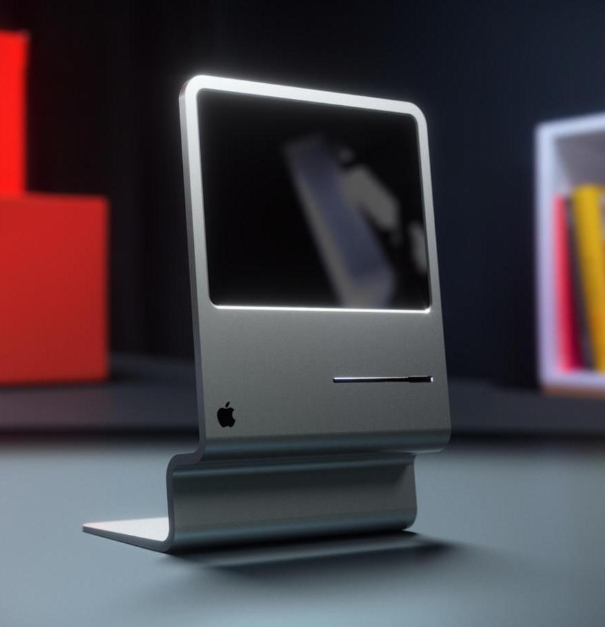 CURVED Classic Mac