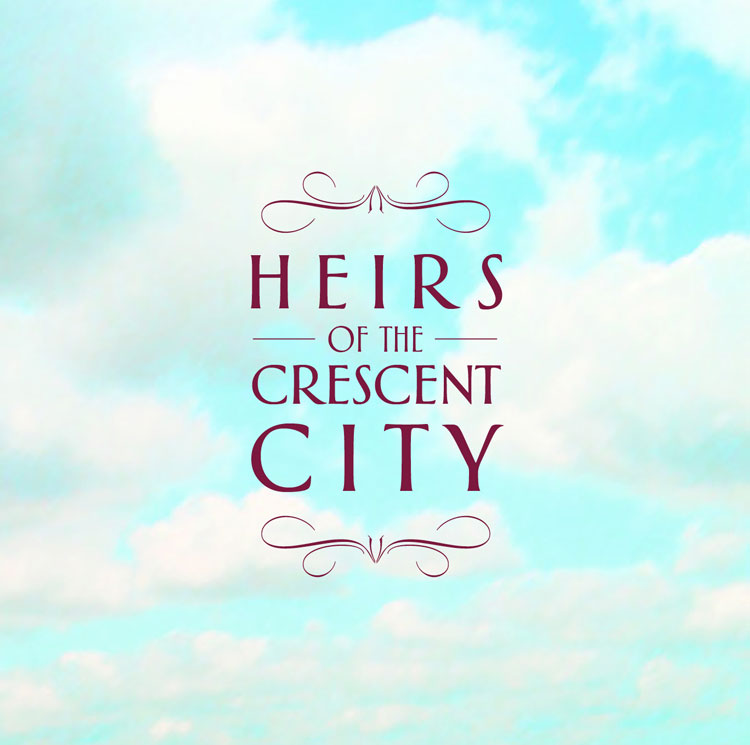 Heirs of the Crescent City - Booklet