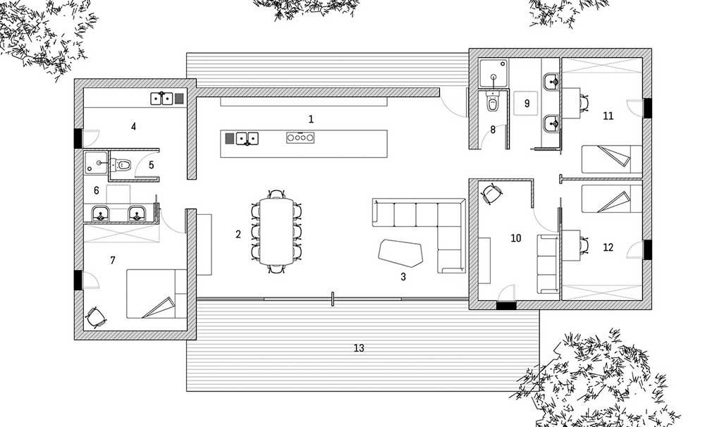 multipod studio pop up house 1000 id 233 es sur le th 232 me maison passive sur pinterest pop. Black Bedroom Furniture Sets. Home Design Ideas