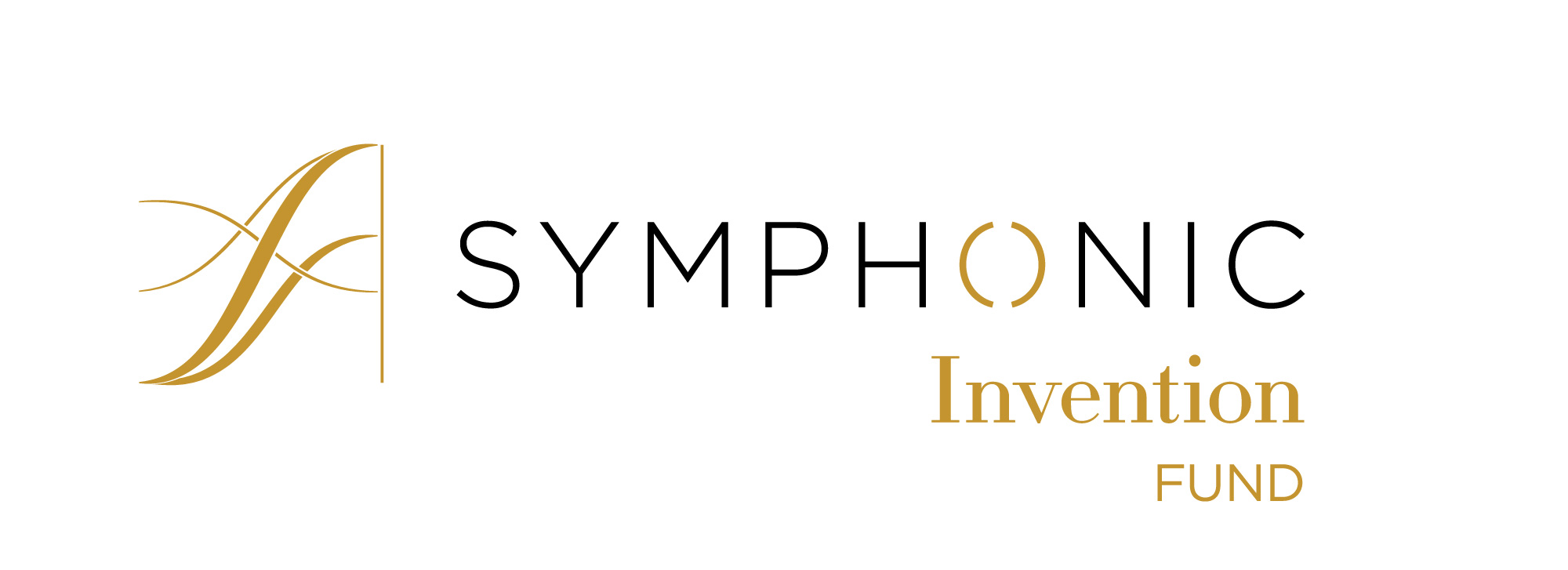 Symphonic Invention Logo Woven