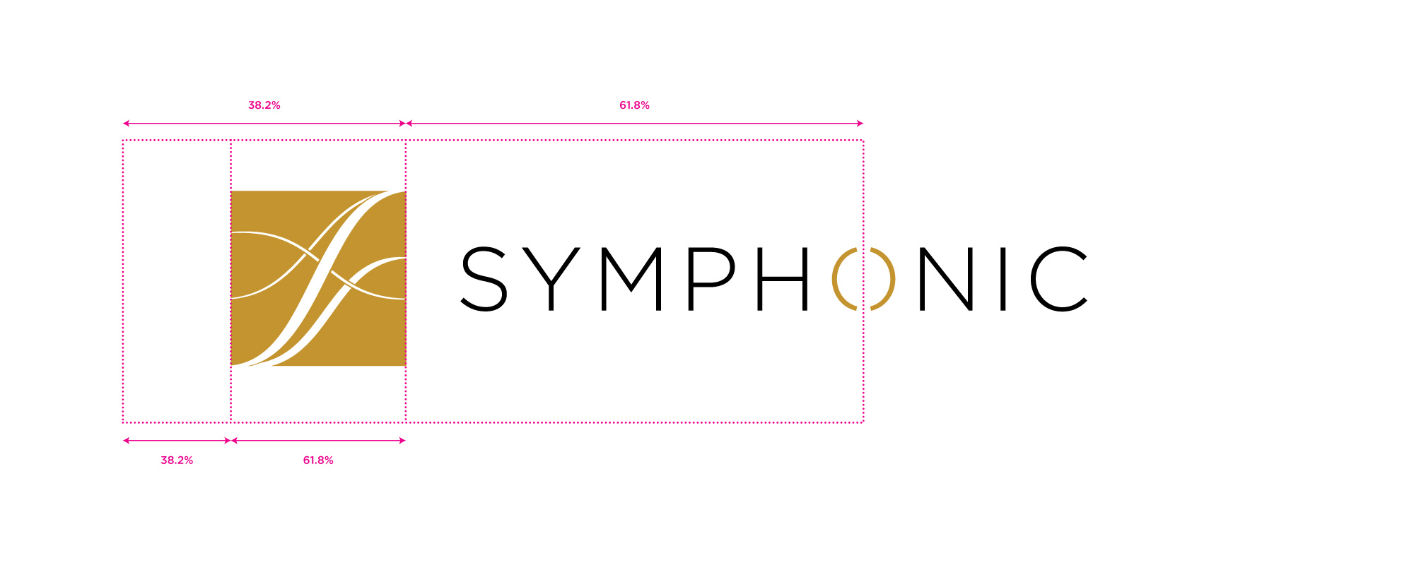 Symphonic Logo Woven Measured