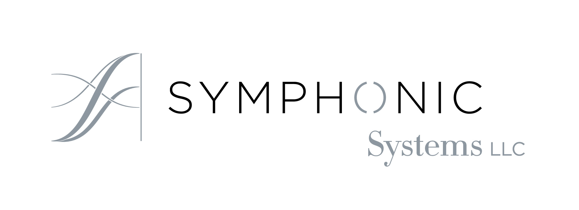 Symphonic Systems Logo Woven