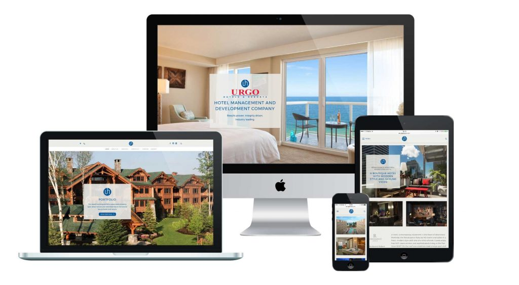 Urgo Hotels Website