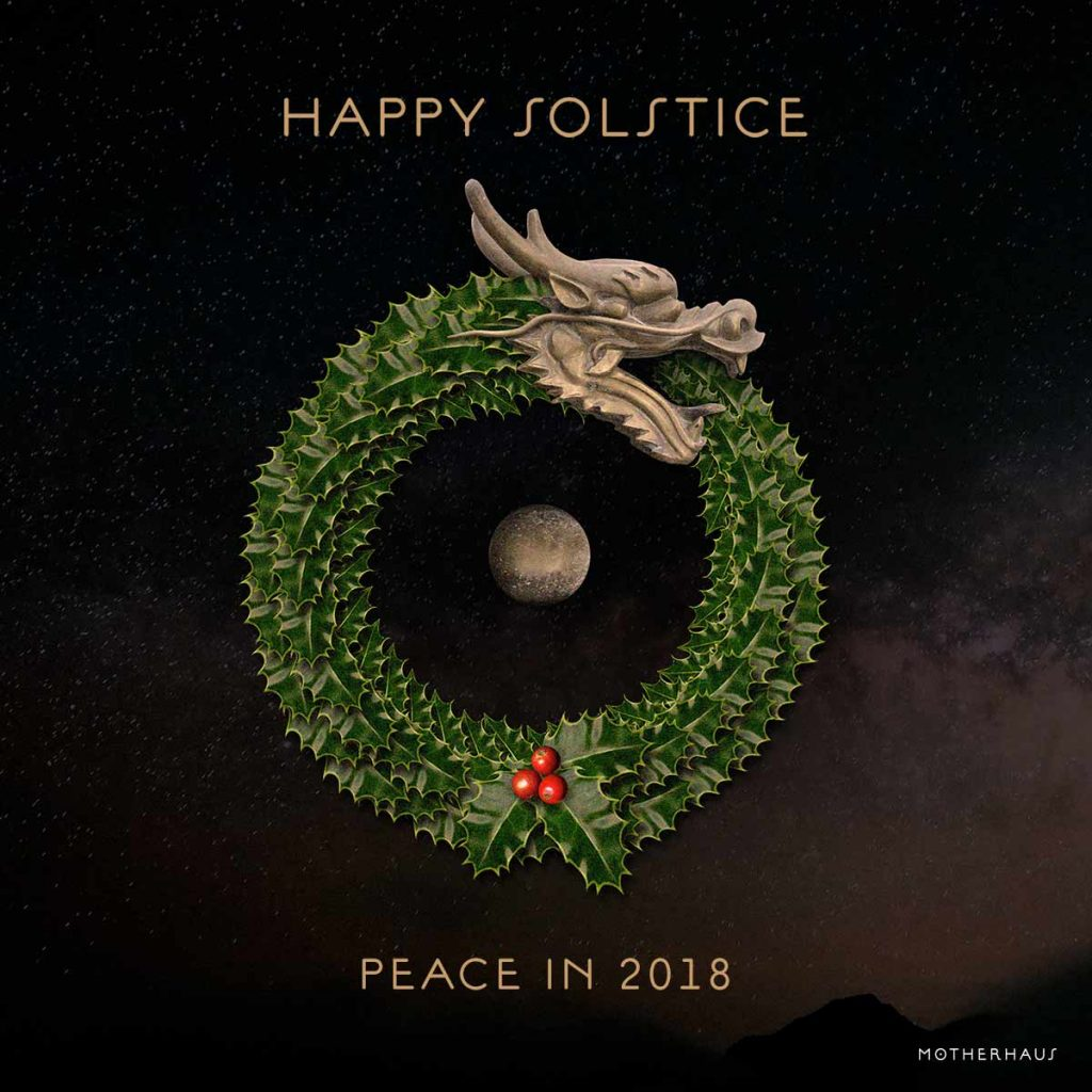 Happy Solstice Peace Motherhaus