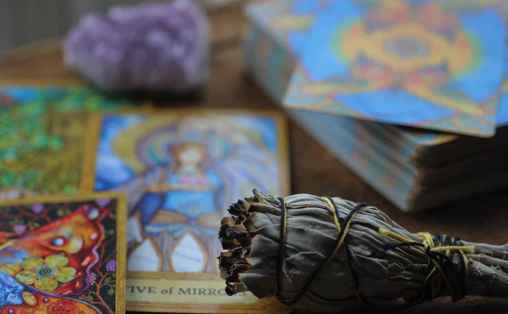 Hausblog Tarot