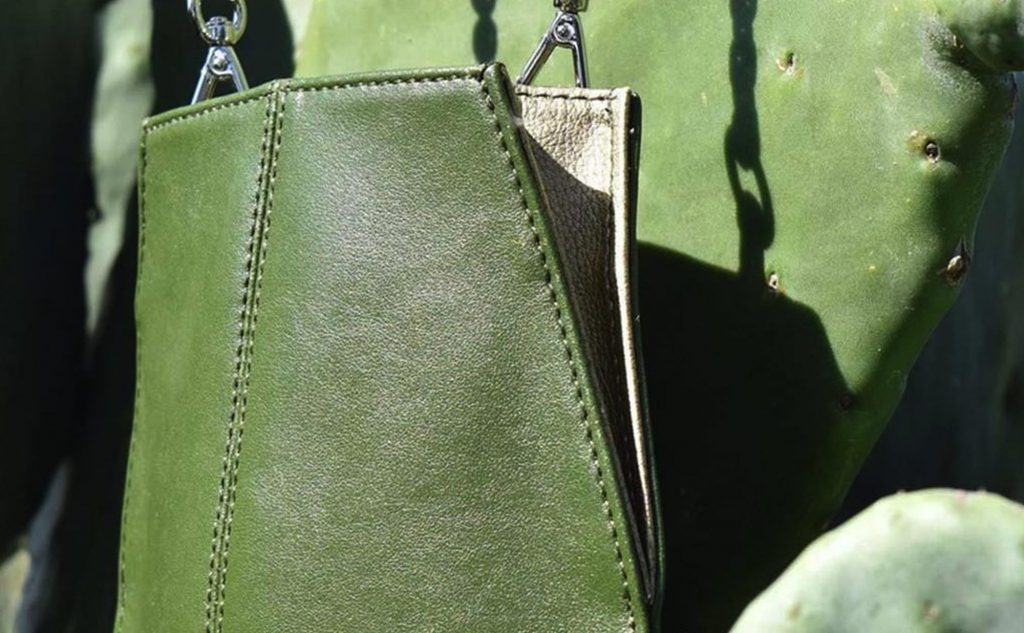 "Hausblog Desserto ""Leather"" from Cacti"